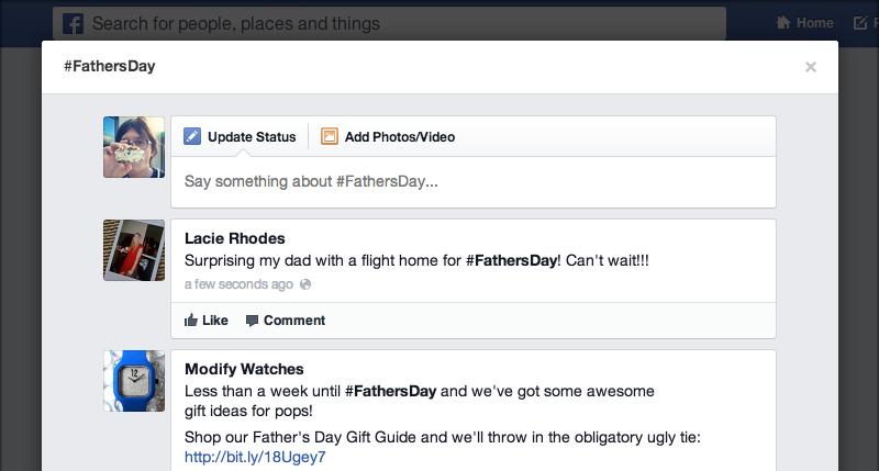 FathersDayHashtag